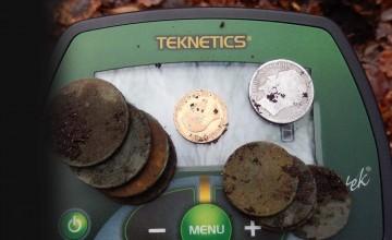 teknetics eurotek détecteur pour débuter