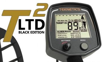 Detector Teknetics T2 negro