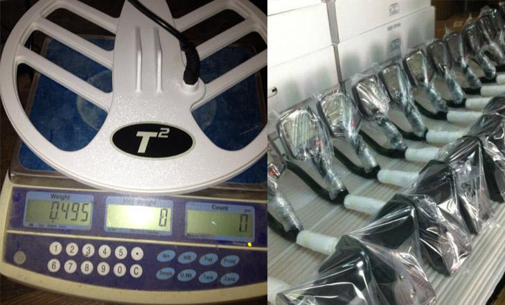 Detectores teknetics falsos